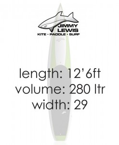 Jimmy lewis Blade II Specifications