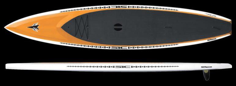 SIC Maui Racing paddleboard