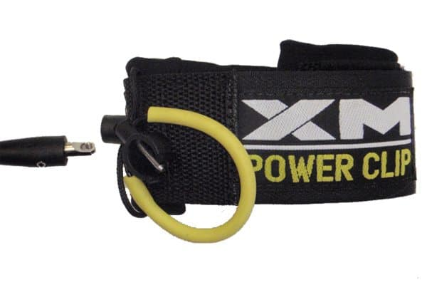 XM Power clip coil leash