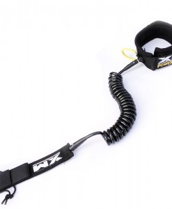 XM quick release coiled leash