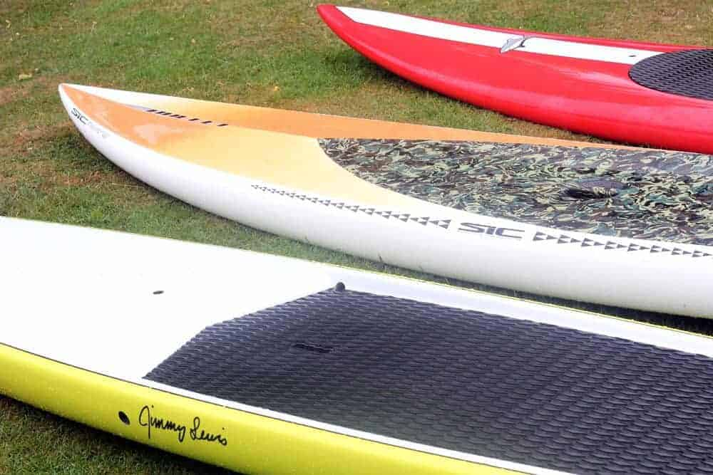 Jimmy Lewis M14, Sic Maui Bullet and Jimmy Lewis Stiletto