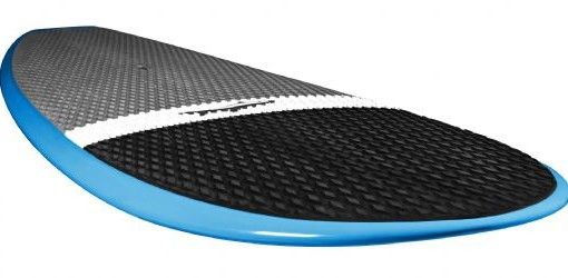 jimmy lewis sup black and blue nose rider uk