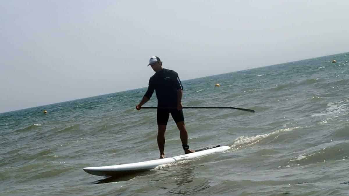 jimmy lewis m12 downwind sup