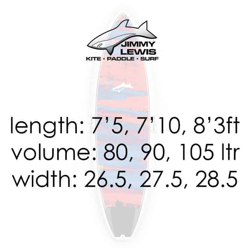 Jimmy Lewis Super tech sup specifications