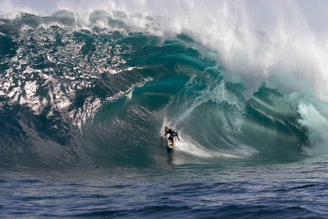 shipsterns bluff big wave surfing