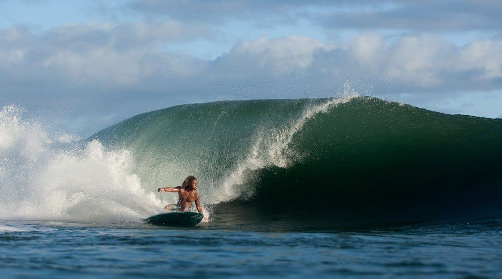 Kealii Mamala, sup and surf legend