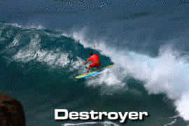 Jimmy Lewis Destroyer surfboards