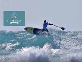 Cornwall Classic SUP Surf Championship 2016