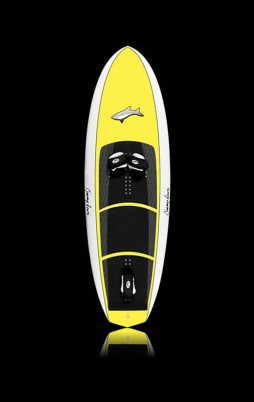 Jimmy Lewis Canary KT Surfboard