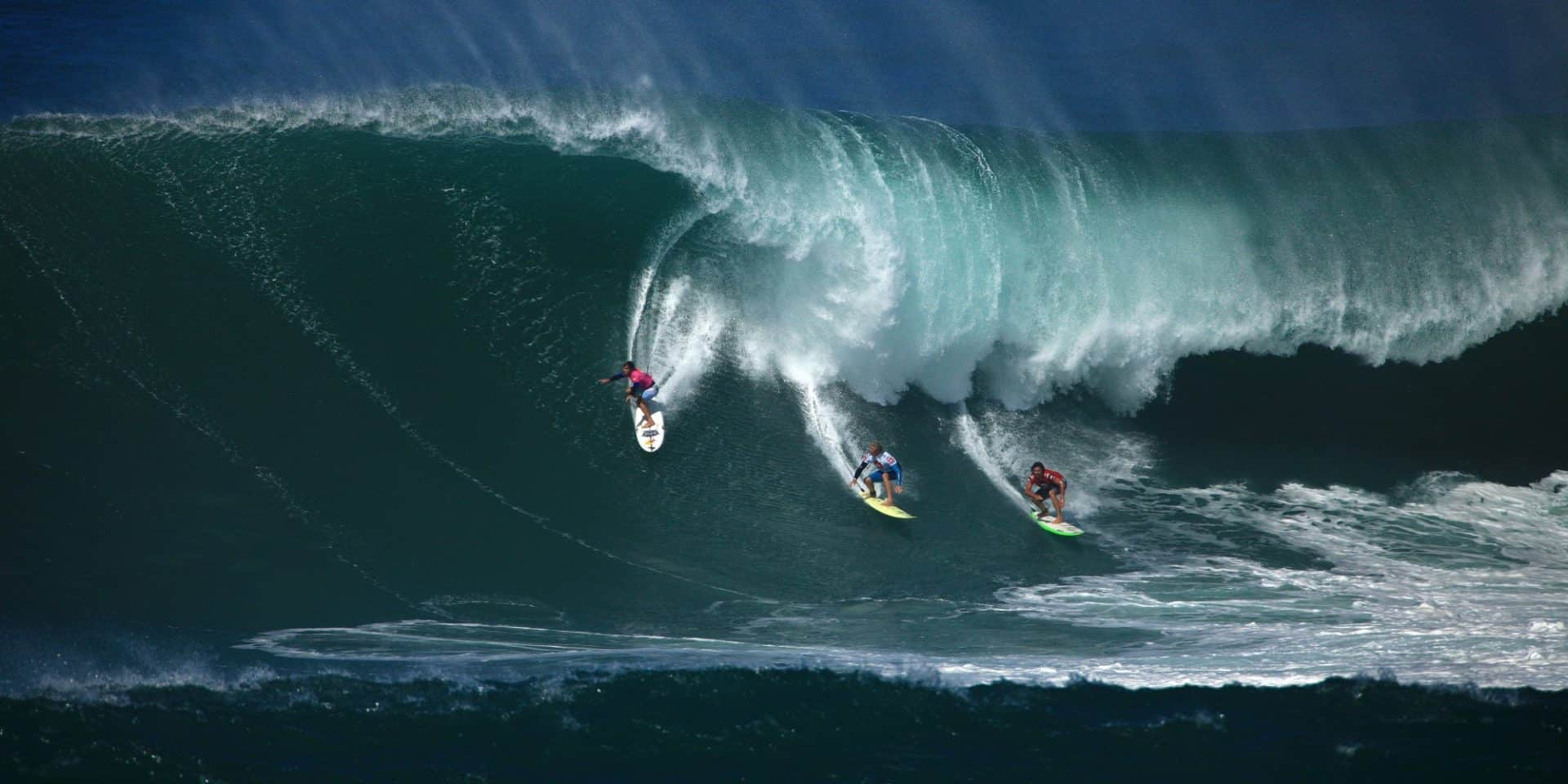 Eddie Aikau big wave surf event