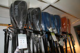 Werner sup paddles in stock