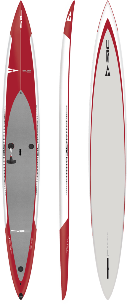 Sic Bullet 17 0 Dcc With Fast Downwind Board Sup