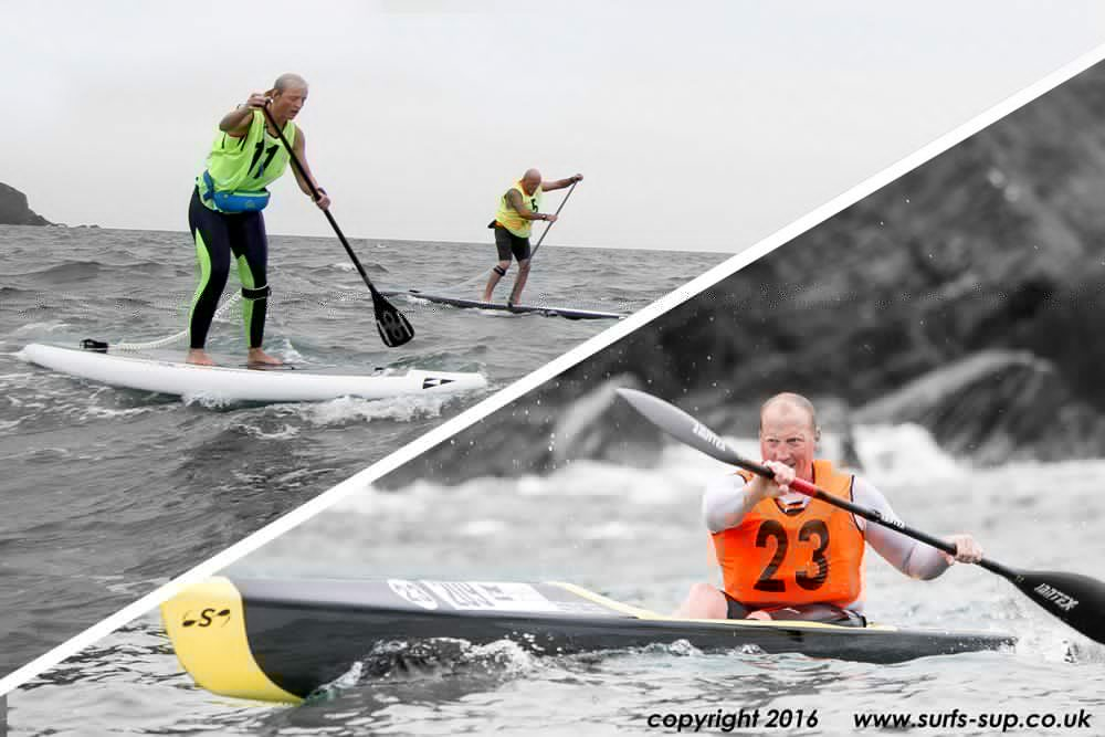 Icon Classic Ski and SUP race 2016