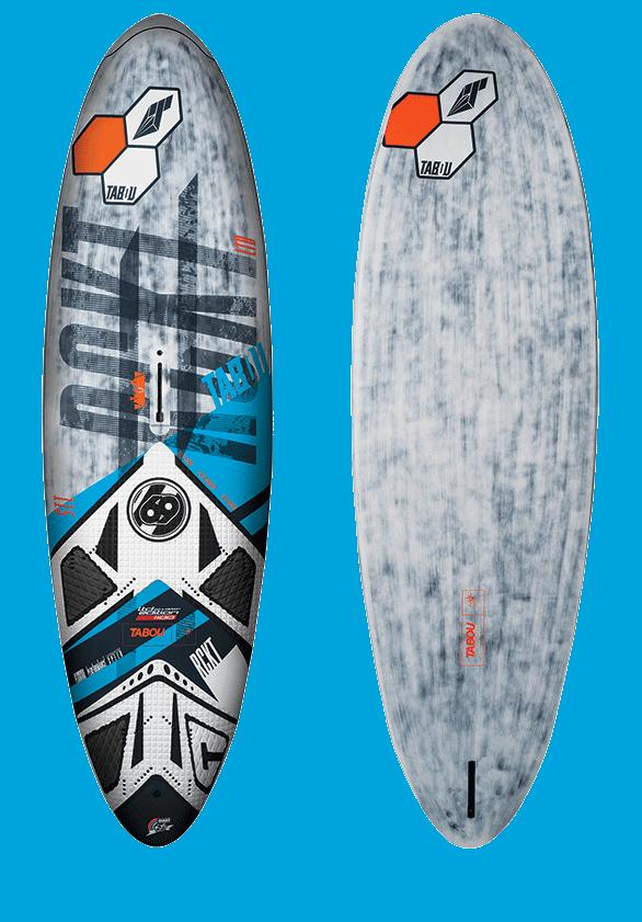 Tabou Rocket board