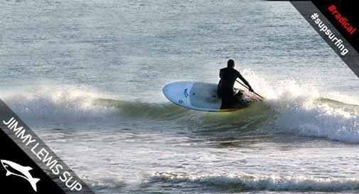 Jimmy Lewis Super Frank Surf SUP