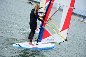 Windsurf Beginner Lesson