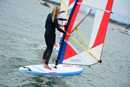 Windsurf Beginner Lesson