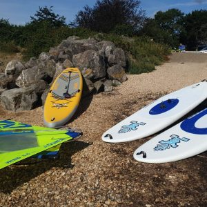 Windsurf lessons one to one