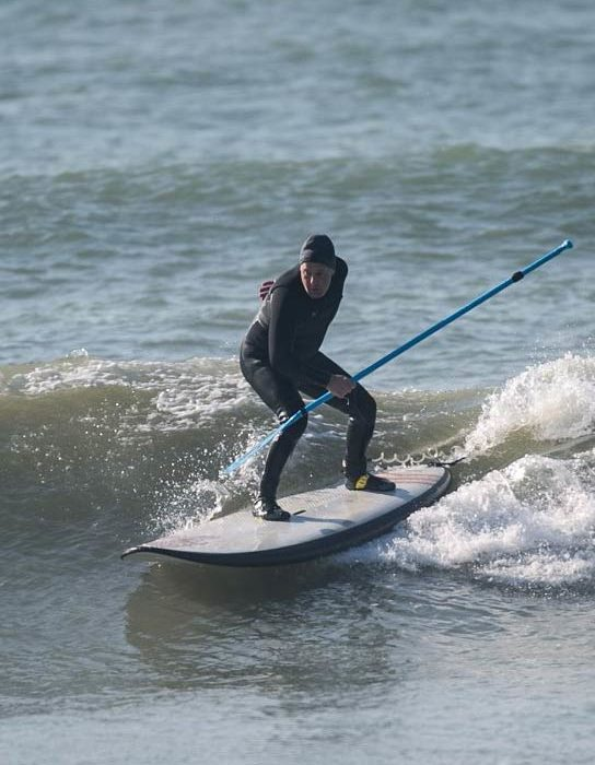 sup surfing lessons