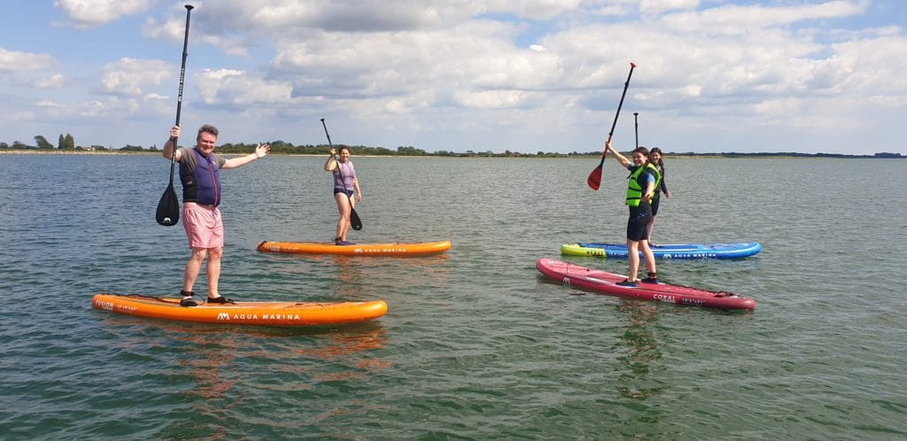 sup lessons in chichester harbourand emsworth bracklesham CALL - 07521 297280